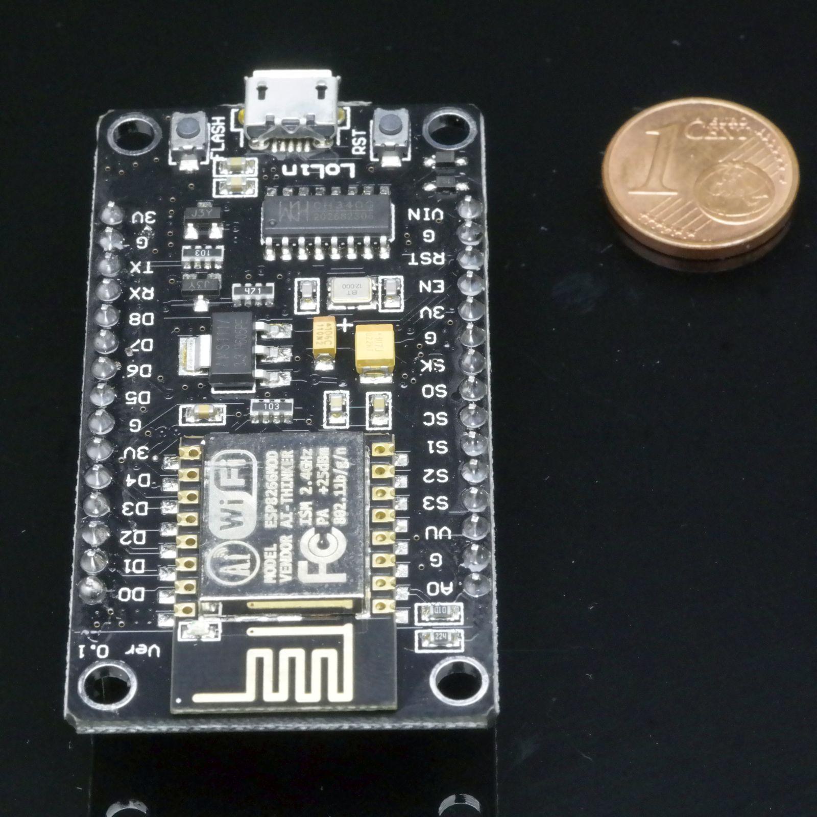 WiFi  UNO Entwicklungsboards basierend auf ESP8266 Direct Use IDE