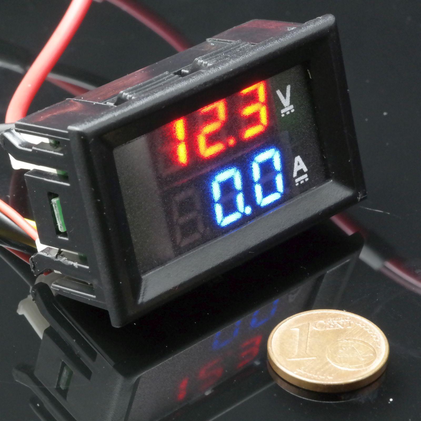 USB Charger Doctor Volt /& Amperemeter Monitor Spannung Strom Messgerät /& Zubehör
